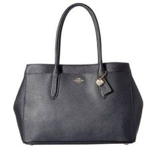 Coach Women's Bailey Carryall Leather Tote